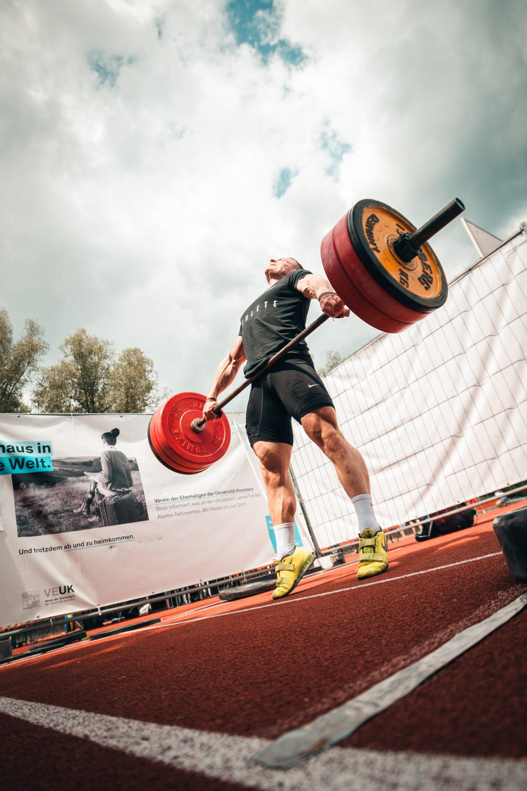 Konstanz Gewichtheben